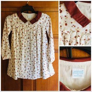Edgehill Collection Dress NWT White Cotton